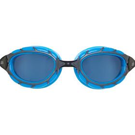 Zoggs Predator Maschera S, blu/grigio